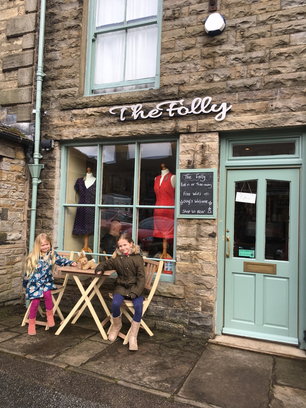 The Folly Hawes
