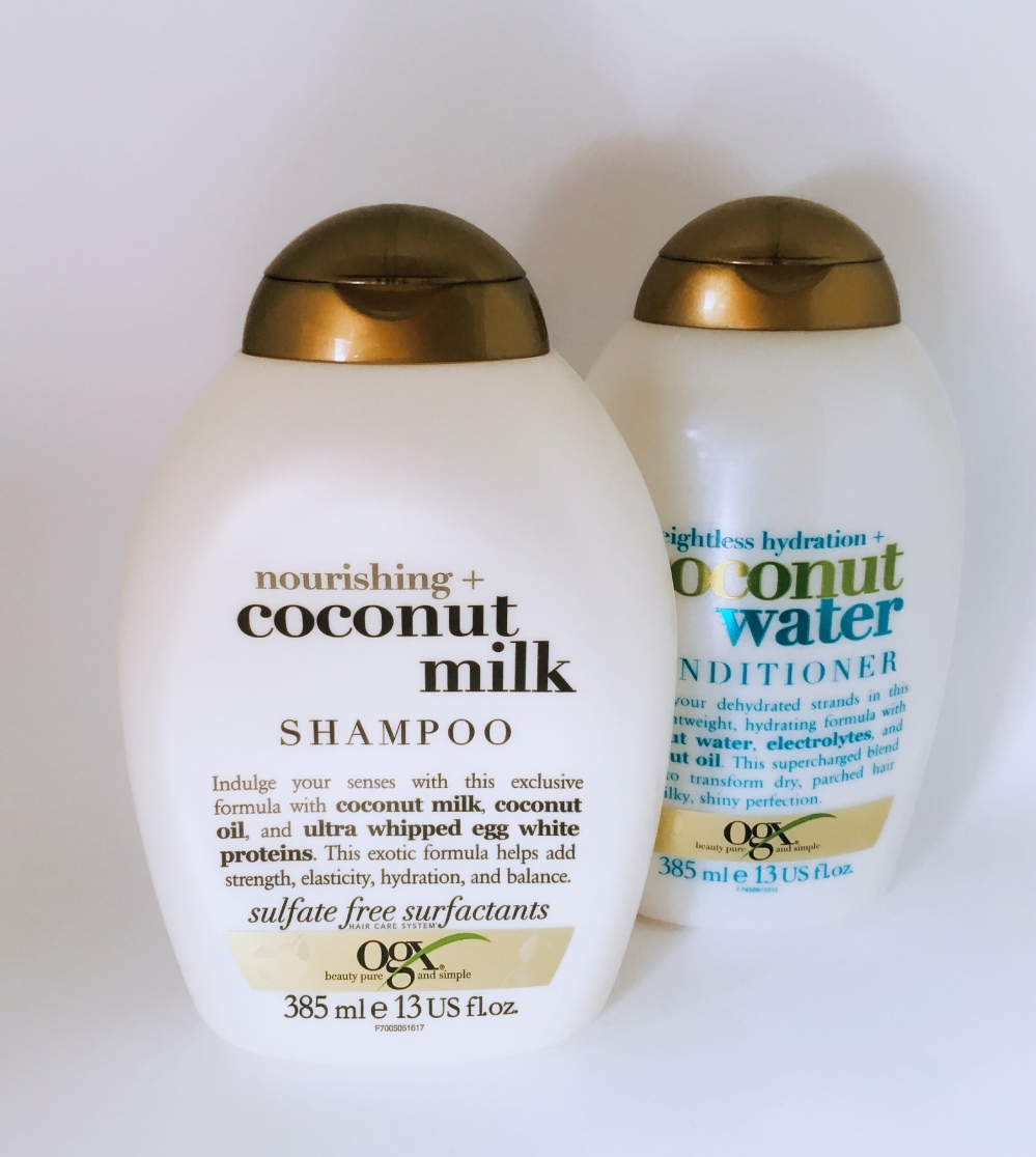 Best shampoo conditioner ogx