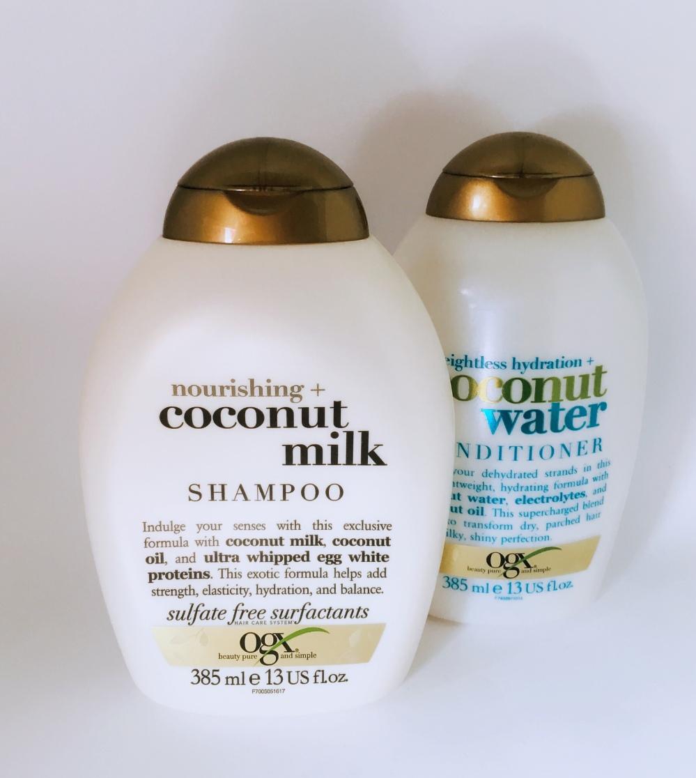 Best shampoo conditioner ogx